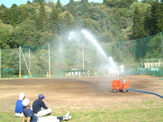 FAXDM用野球
